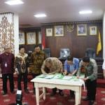 Pemprov Lampung Teken Kerja Sama Penelitian dengan LIPI