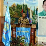 Gubernur Ridho Ficardo Terima Penghargaan Peduli Perguruan Swasta