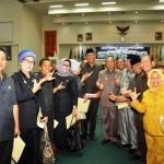Pemprov Lampung Bahas Raperda Bantuan Hukum untuk Masyarakat Miskin