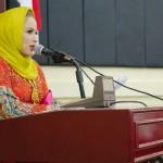 Ibu Yustin Lantik Winarti Sebagai Ketua PAUD Tulang Bawang