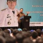 Gubernur Bekali Pendamping Desa dengan Wawasan Kebangsaan