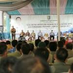 Jaga Cadangan Air untuk Waduk Pertanian, Gubernur Minta Hutan Dijaga dan Dilestarikan