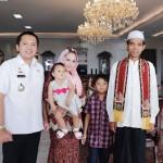 Ramah Tamah Gubernur Ridho dan Ustadz Abdul Somad  Berlangsung Hangat