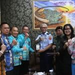Universitas Pertahanan dan Pemprov  Lampung Kembangkan Tri Dharma Perguruan Tinggi