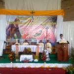 Menutup Tahun 2017, Paroki Keluarga Kudus Sidomulyo Rayakan HUT ke-40
