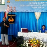 Wanita Katolik RI DPD Lampung Gelar Seminar Parenting