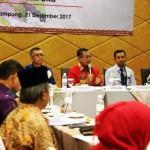 Gubernur Ridho Minta TPKAD Beri Pemahaman ke Masyarakat akan Pentingnya Industri Jasa Keuangan