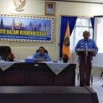 Provinsi Lampung Gelar Rapat Koordinasi Tim Terpadu Penanganan Konflik Sosial