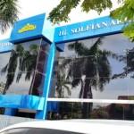 Pererat Silaturahmi, Gubernur Ridho Bangun Rumah Adat, Wisma dan Kantor PWI