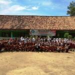 Sekolah Diperbaiki, Warga Bujung Dewa Ucapkan Terimakasih pada Gubernur Ridho