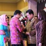 Gubernur Ridho Ucapkan Selamat Datang Kapolda Suntana dan Terimakasih pada Irjen Pol Suroso