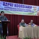 Gubernur Ridho Perkuat Komitmen Ketahanan Pangan, 2018 Tetapkan Sasaran Target 4,4 Juta Ton GKG