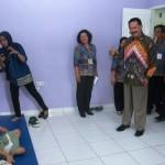 Gubernur Apresiasi Yayasan Pelita Kasih Melayani Anak berkebutuhan Khusus