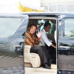 Kunjungan Presiden Jokowi ke Lampung, Isyaratkan Jokowi Milik Semua Partai Politik