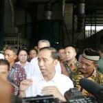 Presiden Jokowi dan Gubernur Ridho Tekan Sirine Bersama Resmikan Prukades