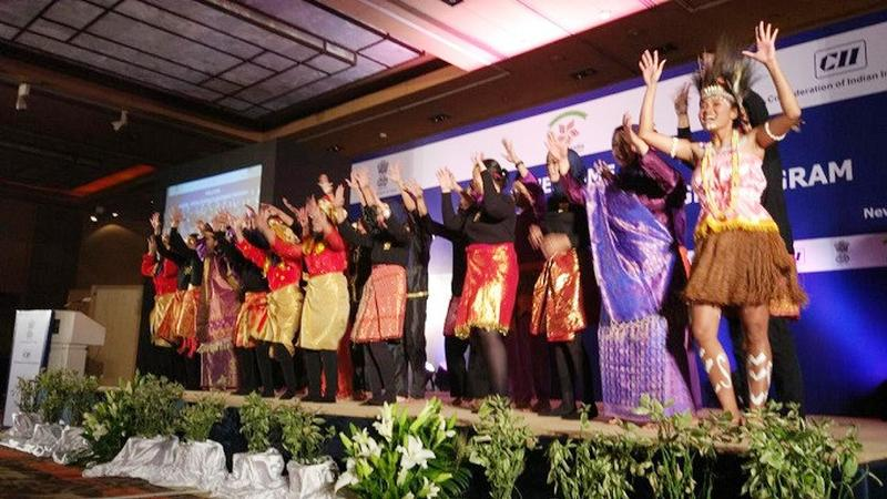 ASEAN-India Students Exchange Program 2018.