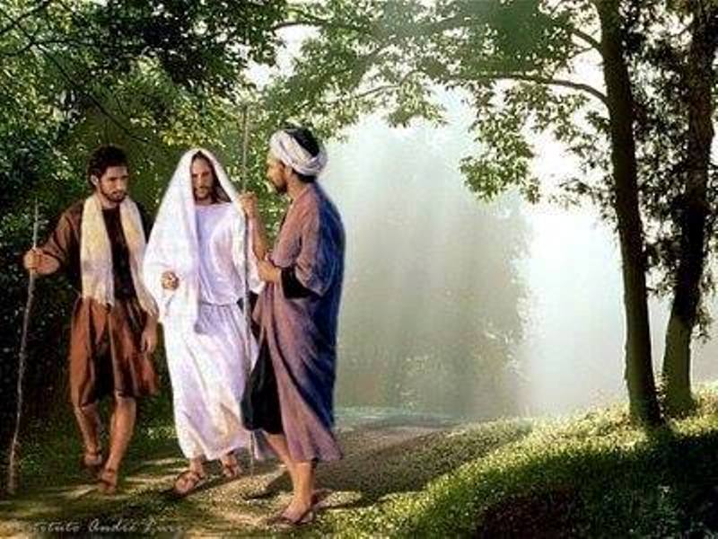Ilustrasi Yesus. Credits: Google