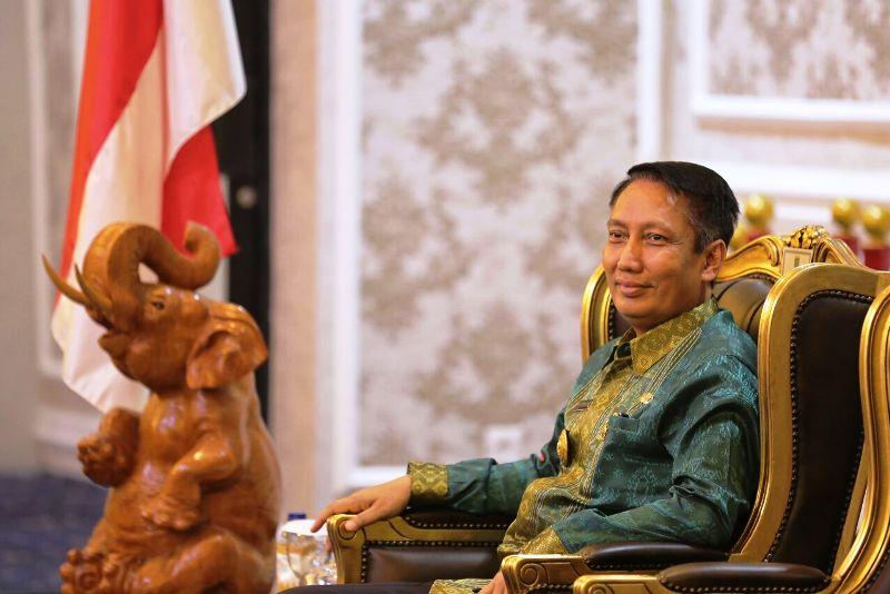 Pjs. Gubernur Lampung Didik Suprayitno.