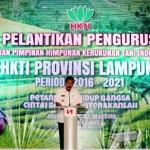 HKTI Pusat Apresiasi Prestasi Pertanian Era Gubernur Ridho Ficardo
