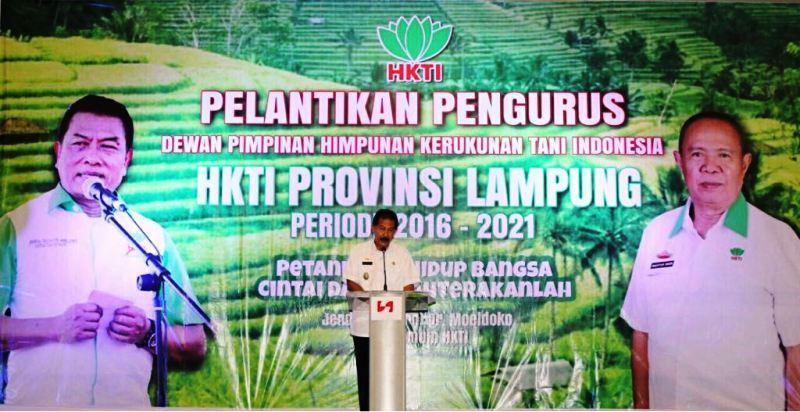 Asisten Bidang Pemerintahan Sekda Provinsi Lampung Heri Suliyanto.