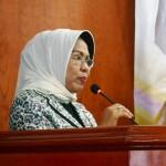 Ibu Hasiah Bachtiar Motivasi Guru PAUD Tingkatkan Kompetensi Pedagogik