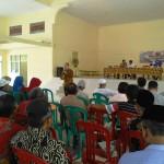 BEI Lampung Buat Program Desa Nabung Saham di Sidomulyo Lampung Selatan