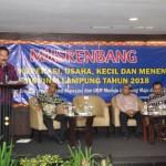 Pjs. Gubernur Didik Dorong Sinergi Pemprov dengan Pusat untuk Kembangkan Koperasi dan UKM