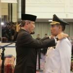 Pjs. Gubernur Didik Lantik Zainal Abidin sebagai Pj. Bupati Tanggamus