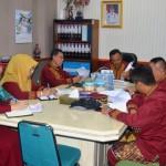 Pemprov Lampung Matangkan Persiapan Sambut Kuliah Kerja Dalam Negeri Unhan