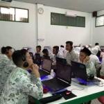 PLN Distribusi Lampung Ikut Sukseskan Simulasi Ujian Nasional Berbasis Komputer