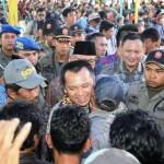 Gubernur Ridho Apresiasi Kemanunggalan Masyarakat Tanggamus dengan TNI dan Pemkab