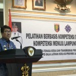 Gubernur Ridho Perjuangkan Tenaga Kerja Lampung Berstandar Nasional