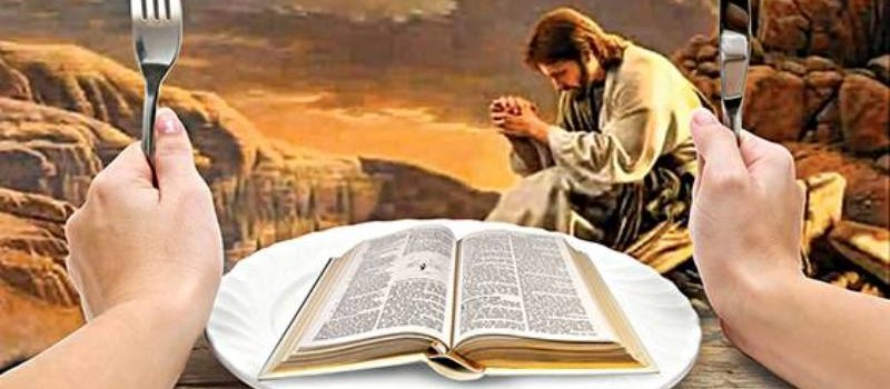 Ilustrasi Yesus tengah berdoa. Credits : www.facebook.com/thomas.suratno.7