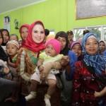 Yustin Ficardo Beri Perhatian Khusus Kasus Gizi Buruk di Lamteng