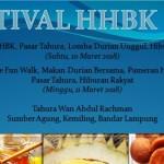 Dinas Kehutanan Lampung Akan Gelar Festival Hasil Hutan Bukan Kayu 2018