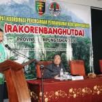 Pemprov Lampung Akselerasikan Program Kehutanan Daerah dengan Pusat
