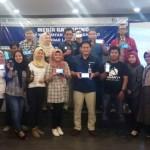 BPJS Kesehatan Cabang Bandar Lampung Menggelar Media Gathering