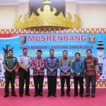 Dalam Musrenbang Kota Bandar Lampung, Pjs. Gubernur Didik Soroti Masalah Pengangguran