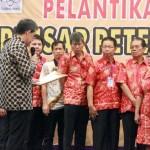 Pemprov Dukung Penuh Peran Pinsar Petelur Nasional dalam Pengembangan Agribisnis di Lampung