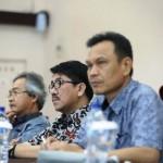 Pemprov dan PT Krakatau Lampung Tourism Bahas Pengembangan Wisata Laut