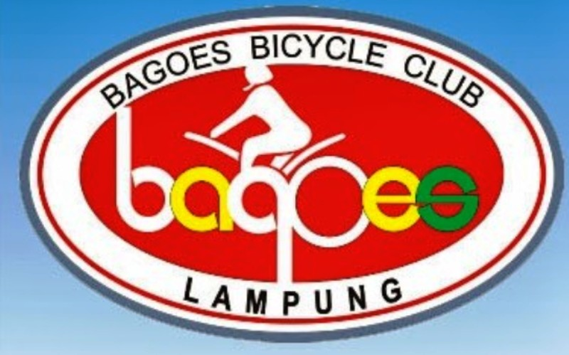 Logo Bagoes Bicycle Club (BBC) Lampung.