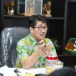 Hamartoni Pimpin Rapat Final HUT Lampung Ke-54