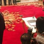 Jokowi Resmi Lantik Mantan Kapolda Lampung Irjen Heru Winarko Sebagai Kepala BNN