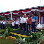 Pemprov Terus Menjalin Sinergi dan Soliditas dengan TNI-Polri