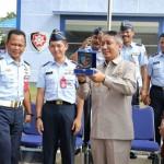 Pjs. Gubernur Didik Lakukan Kunjungan Kerja ke Pangkalan Lanud Pangeran M. Bunyamin