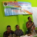 Kepala Dinas Sosial Provinsi Lampung melakukan Pembinaan terhadap 163 LKS se-Lampung