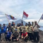 Kadis Sosial Sumarju Saeni Lepas Ekspedisi Tagana untuk Gunung Anak Krakatau