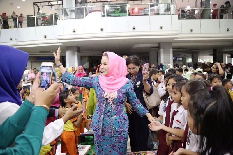 Ketua Dewan Kesenian Lampung Yustin Ridho Ficardo.