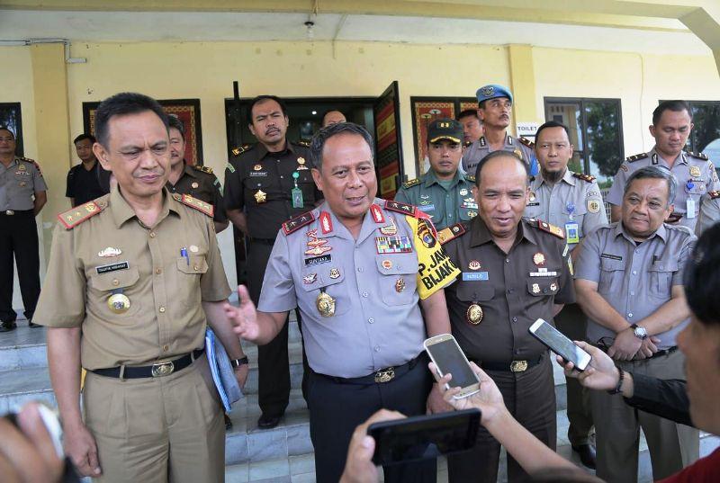 Forum Koordinasi Pimpinan Daerah (Forkopimda) Provinsi Lampung siap melancarkan jalannya program strategis nasional Jalan Tol Trans Sumatera (JTTS) di Wilayah Lampung.
