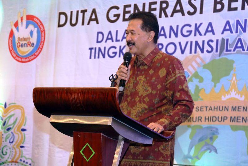 Asisten Pemerintahan dan Kesra Sekda Provinsi Lampung, Hery Suliyanto.